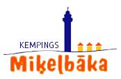 """Kempingas ir nameliai Ventspilio rajone """"Miķelbāka"""""""
