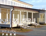 RELAX PARK. Rooms, apartments by the sea in the dunes