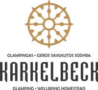 Karkelbeck geros savijautos sodyba arti jūros: glempingas (kempingas) ir apartamentai