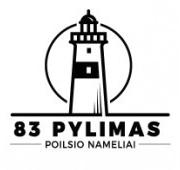 """""""83 Pylimas"""" - šiuolaikiškų namelių nuoma Šventojoje!"""