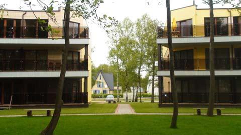 """""""Apartments Palanga"""" apartamenti Palangā brīvdienās"""