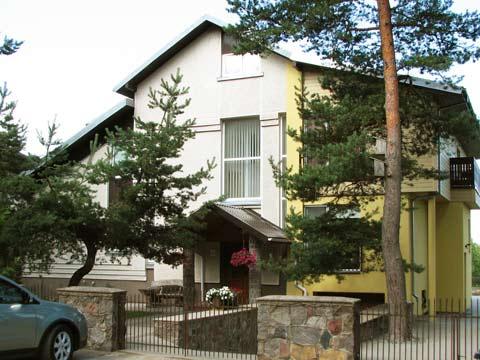 Birutes villa. Viesu nami Jūsu romantisks brīvdienās