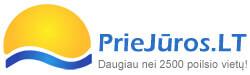 Logotipas - poilsis Palangoje, Šventojoje, Nidoje