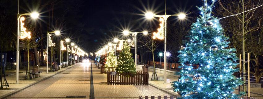 Šv. Kalėdos ir Naujieji metai pajūryje – dažniausiai lietuviai renkasi Palangą