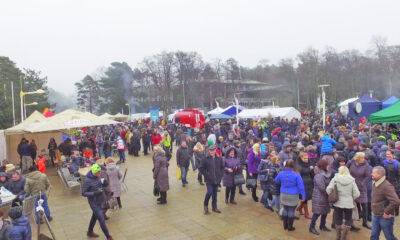 Palangos stinta – populiariausias žiemos renginys Lietuvos pajūrio kurortuose