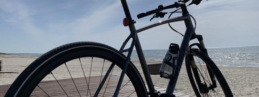 Palangos dviračių takai
