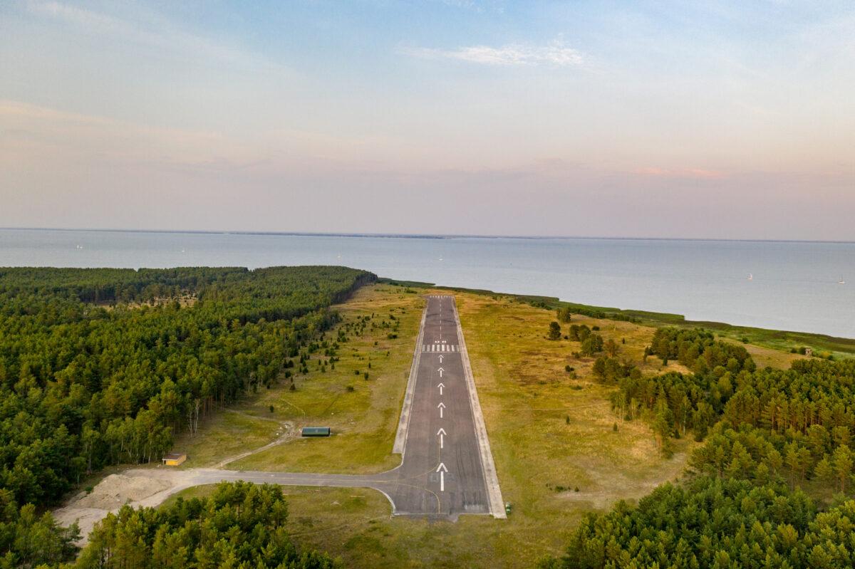 Nidos oro uostas