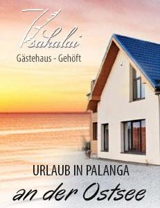Palanga Gästehaus