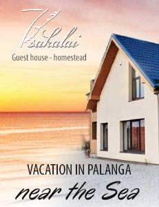 Palanga guest house