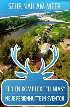 Ferienanlage in Sventoji