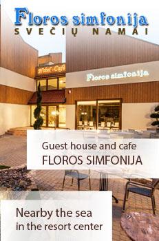 Guest house - cafe Floros simfonija