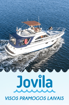 Jovila enertainment boat