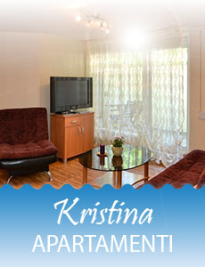 Kristina apartamenti Palanga
