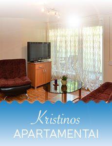 Kristinos apartamentai - butai
