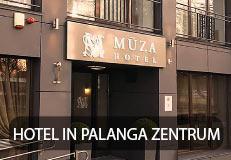 Hotel in Palanga, Litauen