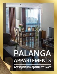 Palanga appartements