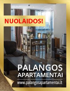 Palangos apartamentai