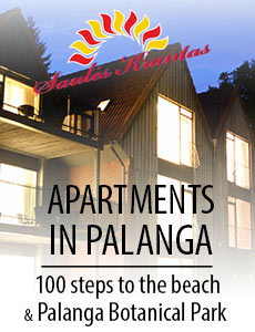 Apartments in Palanga