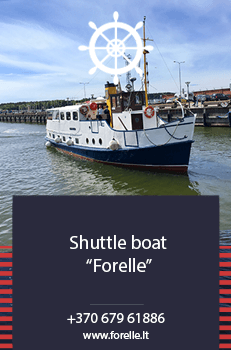 Vessel for rent Forelle