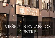 Viešbutis Mūza