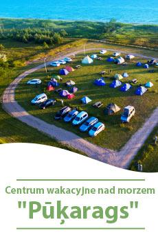 Noclegi w Łotwie Pukarags