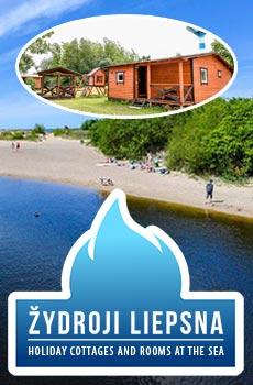 Holiday cottages, Sventoji