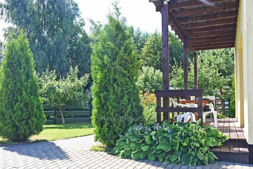 Rooms and wooden houses for rent in Sventoji  ZUVEDROS - 23