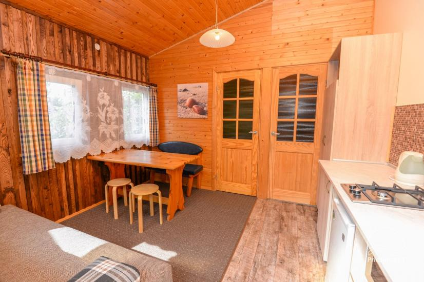 Rooms and wooden houses for rent in Sventoji  ZUVEDROS - 12