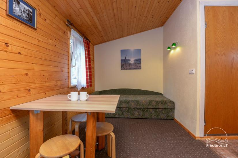 Rooms and wooden houses for rent in Sventoji  ZUVEDROS - 16