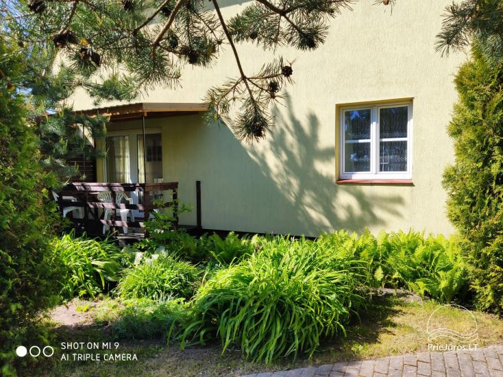 Rooms and wooden houses for rent in Sventoji  ZUVEDROS - 21