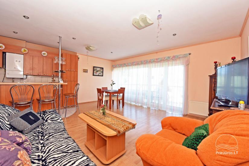Two-room apartment for rent in Palanga ツ - 9