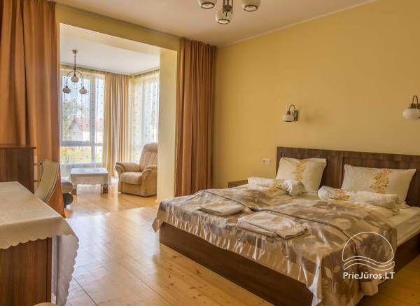 Vila Uosis - tai jaukūs, šiuolaikiškai įrengti svečių namai, atostogų apartamentai - 7