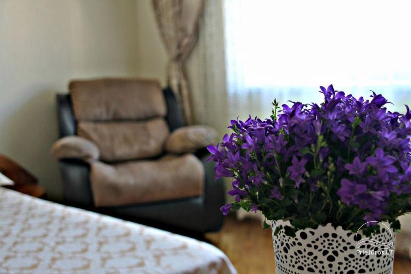 Vila Uosis - tai jaukūs, šiuolaikiškai įrengti svečių namai, atostogų apartamentai - 9