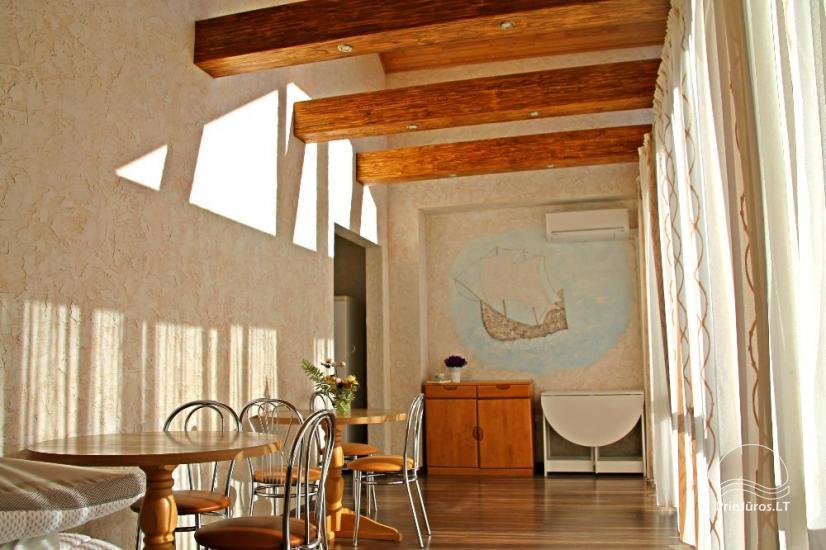 Vila Uosis - tai jaukūs, šiuolaikiškai įrengti svečių namai, atostogų apartamentai - 11