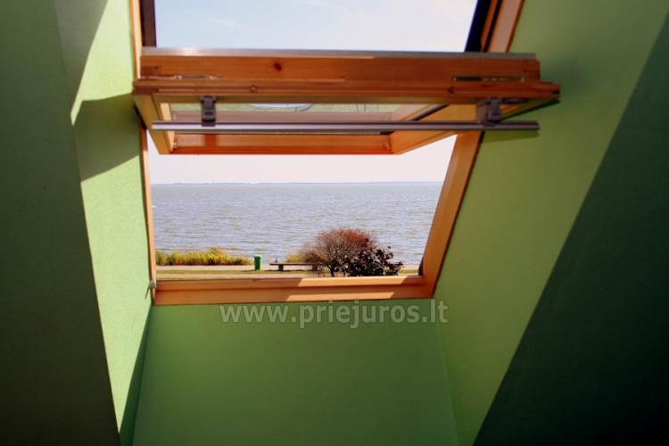 Rooms and flats with the view to the lagoon for rent in Curonian Spit - 9