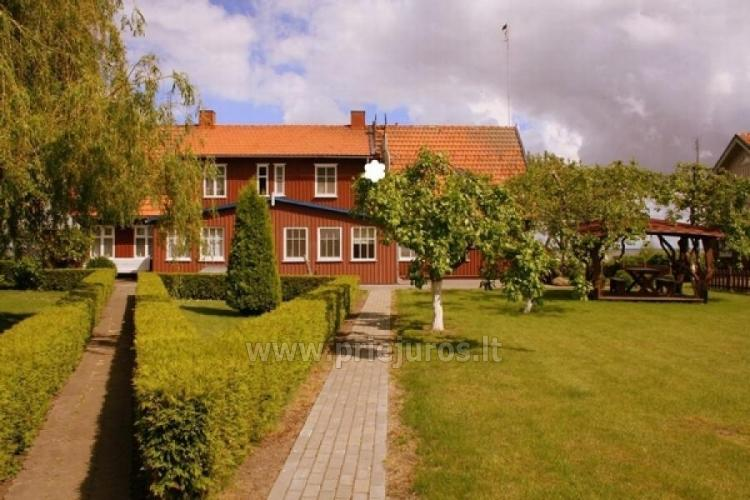 Rooms and flats with the view to the lagoon for rent in Curonian Spit - 2