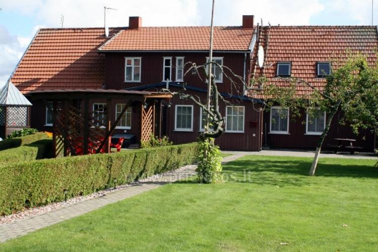 Rooms and flats with the view to the lagoon for rent in Curonian Spit - 7