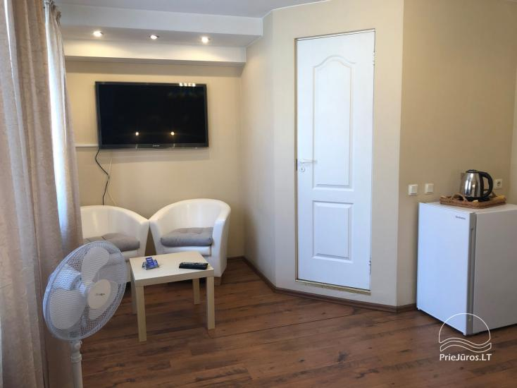 Viktorija - spacious double apartments in Nida (in cottage or with private entrance) - 21