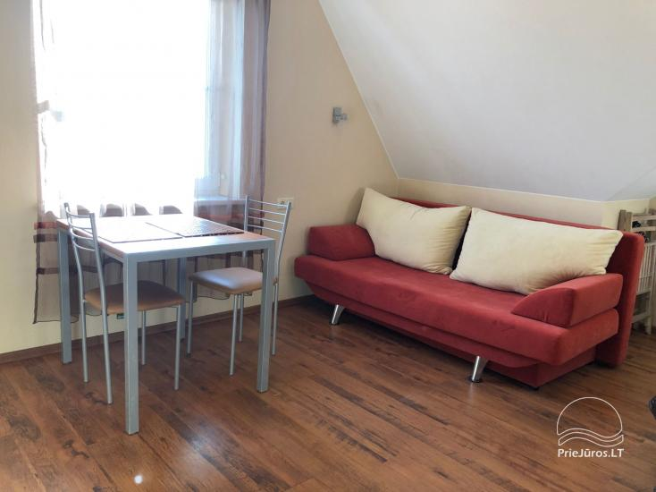 Viktorija - spacious double apartments in Nida (in cottage or with private entrance) - 25