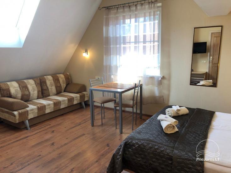 Viktorija - plaši divvietīgi dzīvokļi Nidā (vasarnīcā vai ar privātu ieeju) - 32