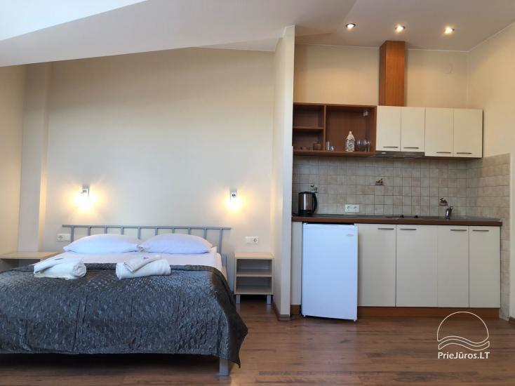 Viktorija - plaši divvietīgi dzīvokļi Nidā (vasarnīcā vai ar privātu ieeju) - 33