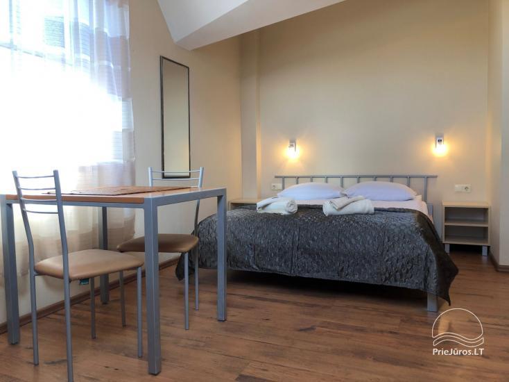 Viktorija - plaši divvietīgi dzīvokļi Nidā (vasarnīcā vai ar privātu ieeju) - 34
