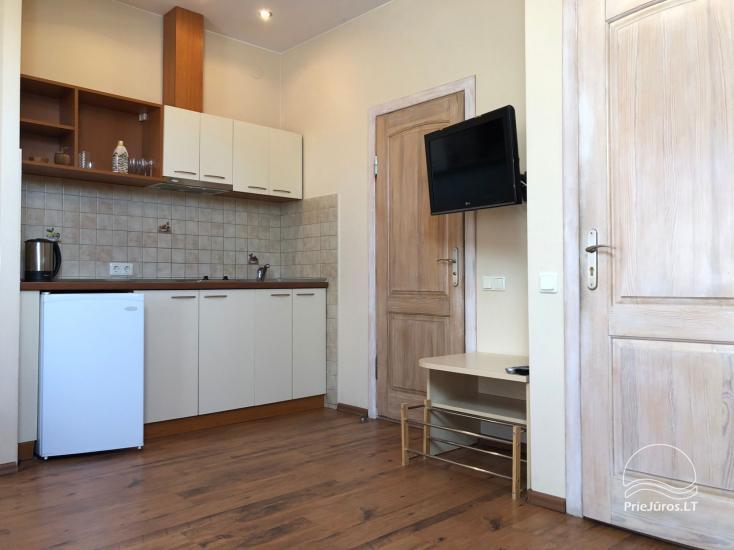 Viktorija - plaši divvietīgi dzīvokļi Nidā (vasarnīcā vai ar privātu ieeju) - 35