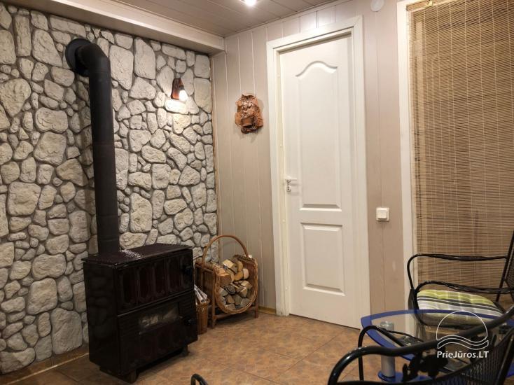 Viktorija - plaši divvietīgi dzīvokļi Nidā (vasarnīcā vai ar privātu ieeju) - 48