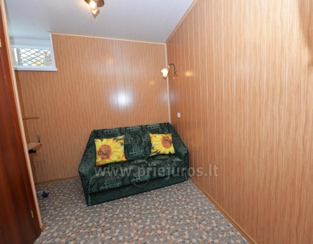 Viktorija - plaši divvietīgi dzīvokļi Nidā (vasarnīcā vai ar privātu ieeju) - 40