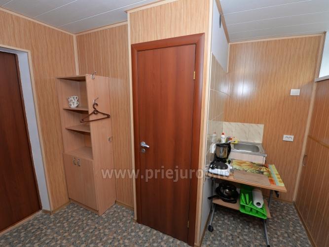 Viktorija - plaši divvietīgi dzīvokļi Nidā (vasarnīcā vai ar privātu ieeju) - 41
