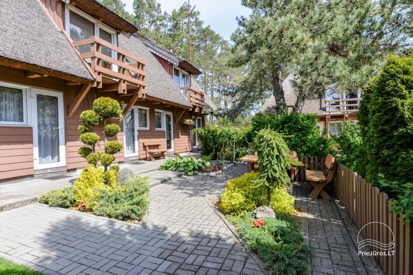 VILA DEVA Pervalkā: Numuri ar virtuvi, labierīcībām, terasēm, atsevišķām ieejām; ekskluzīvs pagalms - 4
