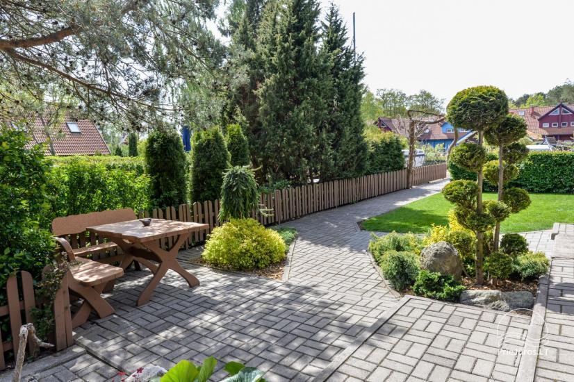 VILA DEVA Pervalkā: Numuri ar virtuvi, labierīcībām, terasēm, atsevišķām ieejām; ekskluzīvs pagalms - 11