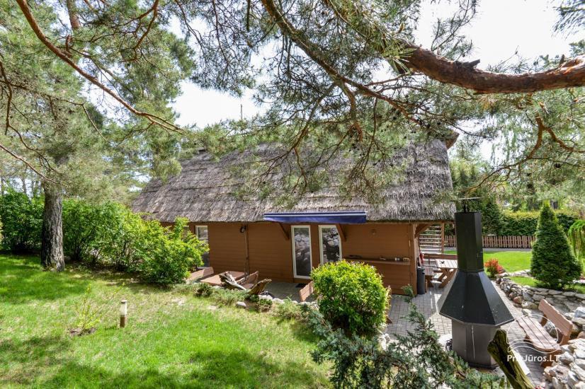 VILA DEVA Pervalkā: Numuri ar virtuvi, labierīcībām, terasēm, atsevišķām ieejām; ekskluzīvs pagalms - 6