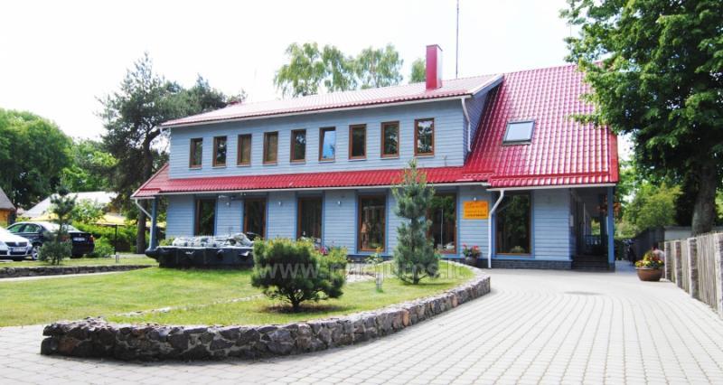 Erholungsheim  SAULĖ in Palanga
